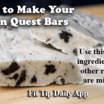 How to Make Your Own Quest Bars