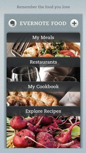 apps for food