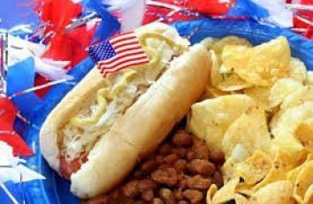 eating clean on 4th of july