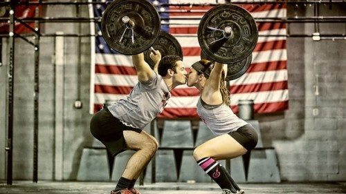 working out with your significant other