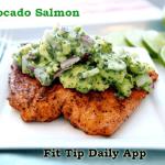 Low Carb Recipe Monday – Avocado Salmon