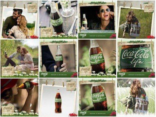 is coca cola life better then diet