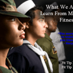 What We All Can Learn From Military Fitness Tests