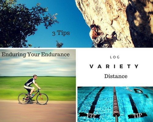 endurance training tips