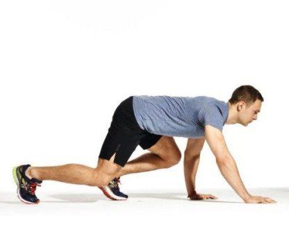 how to do a bear crawl