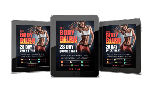 the Body Burn 28 Day Quick Start