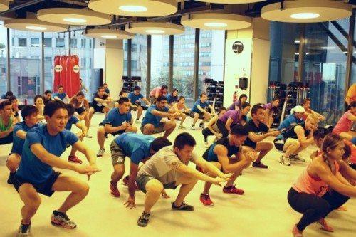 zuu fitness class