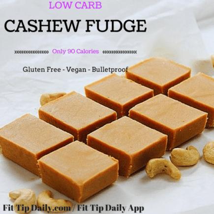 coconut cashew fudge
