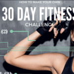 Build Your Own 30 Day Fitness Challenge