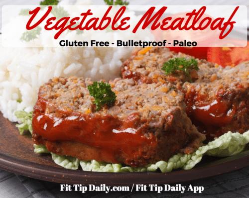 recipe for vegetable meatloaf