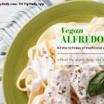 Low Carb Monday – Vegan Alfredo