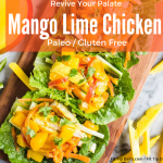 Low Carb Monday – Mango Lime Chicken