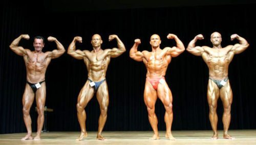 mr universe competition