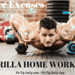 Guerilla Home Workout