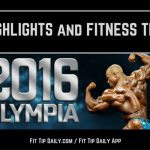 The 2016 Mr Olympia Expo – Highlights and Fitness Tips