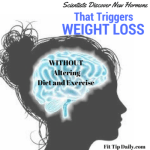 FLP-7 Research Discover Brain Hormone That Triggers Fat Burning