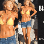 Blake Lively's Workout – How She Got Bikini Ready