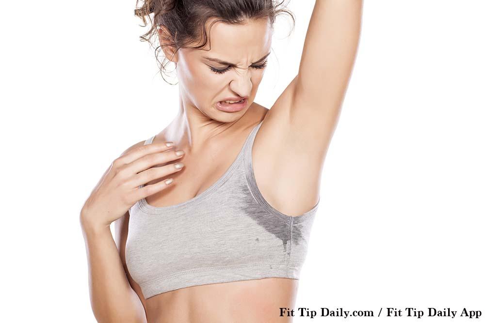 deodorant bad for health