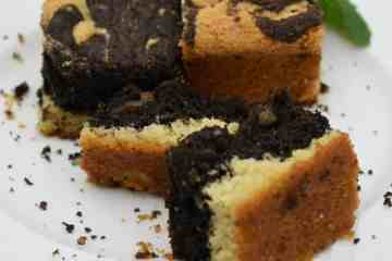 Low Carb Peanut Butter Fudge Bars