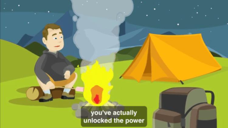 Keto//OS Campfire Video