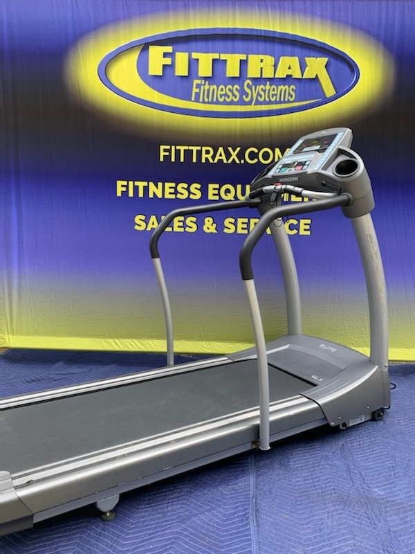 Keys Fitness Treadmill : fitness, treadmill, Refurbished, Horizon, Fitness, Elite, Treadmill-PO-HT4