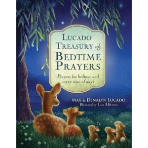 Lucado Treasury of Bedtime Prayers