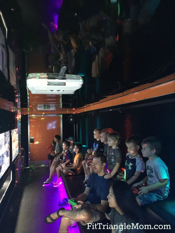 Gaming Unplugged NC is the ultimate video game party for kids of all ages.
