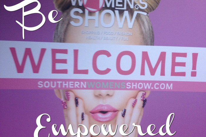 Be empowered at the Southern Women's Show and Beyond- Secure, support, create, design. InterAct and AR Workshop.