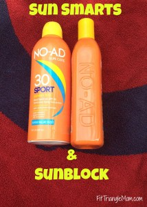 Get Sun Smart and learn about the correct way to apply Sunblock and prevent sunburn and skin cancer. Sponsored by NO-AD sunscreen.