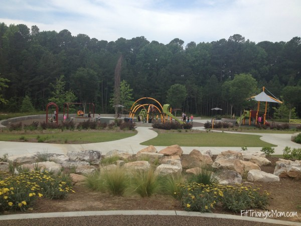 Summer fun in the Triangle NC- play outside or inside. Fun for kids and parents.