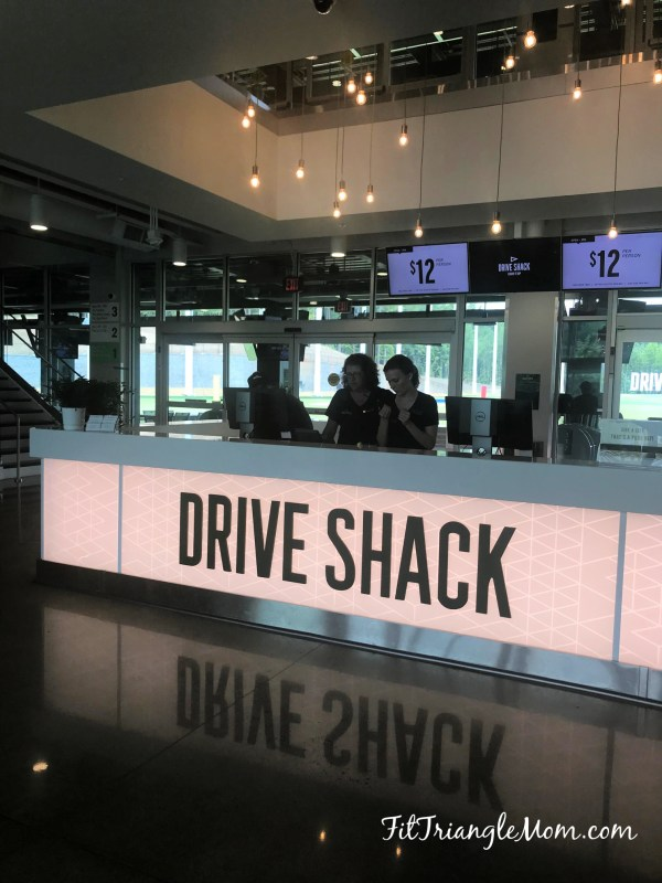 Drive Shack, Raleigh, Golf