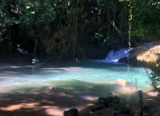 YS Falls Jamaica