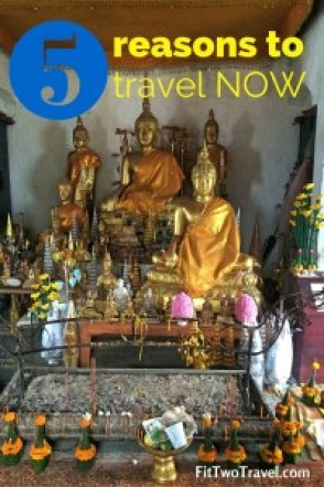 5 reasons to travel Fit Two Travel