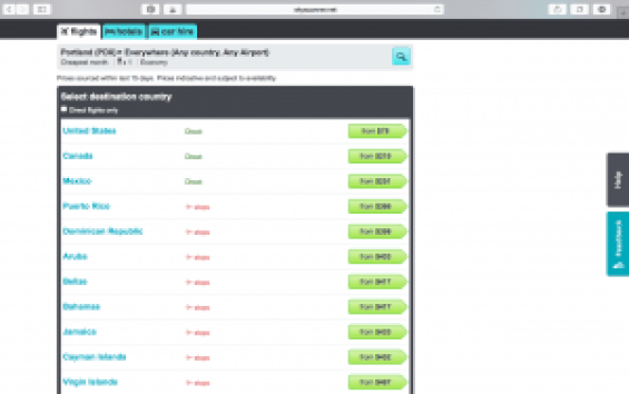using skyscanner to find Cheap plane tickets Fittwotravel.com