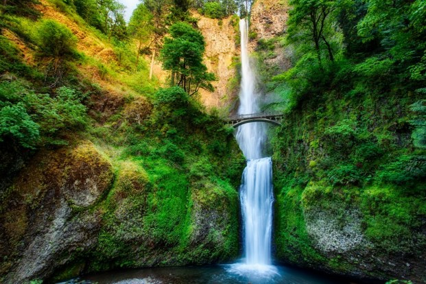 6 day trips from portland Multnomah Falls Columbia River Gorge Oregon