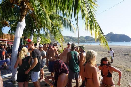 Hotel Anamar sunday funday pool crawl