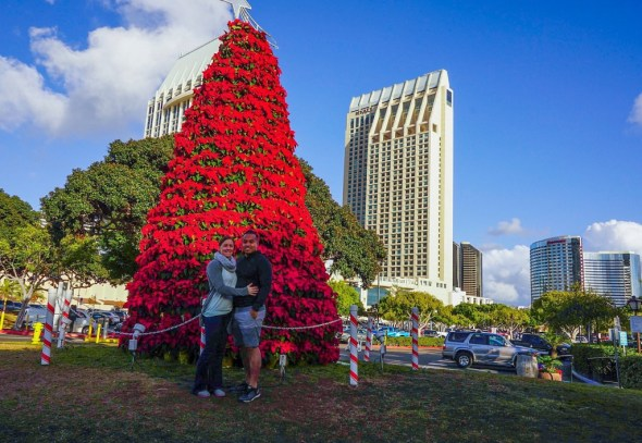 weekend guide to san diego seaport village