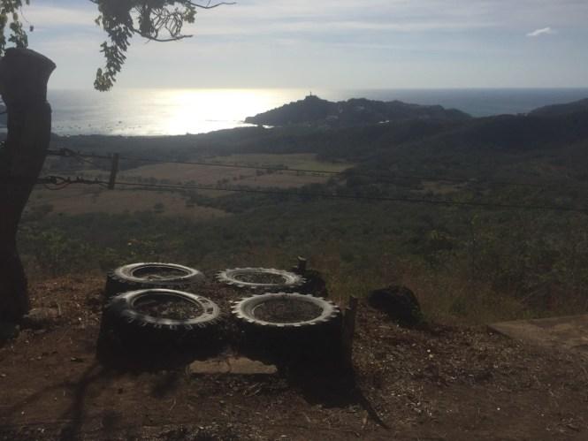 zip-line nicaragua view