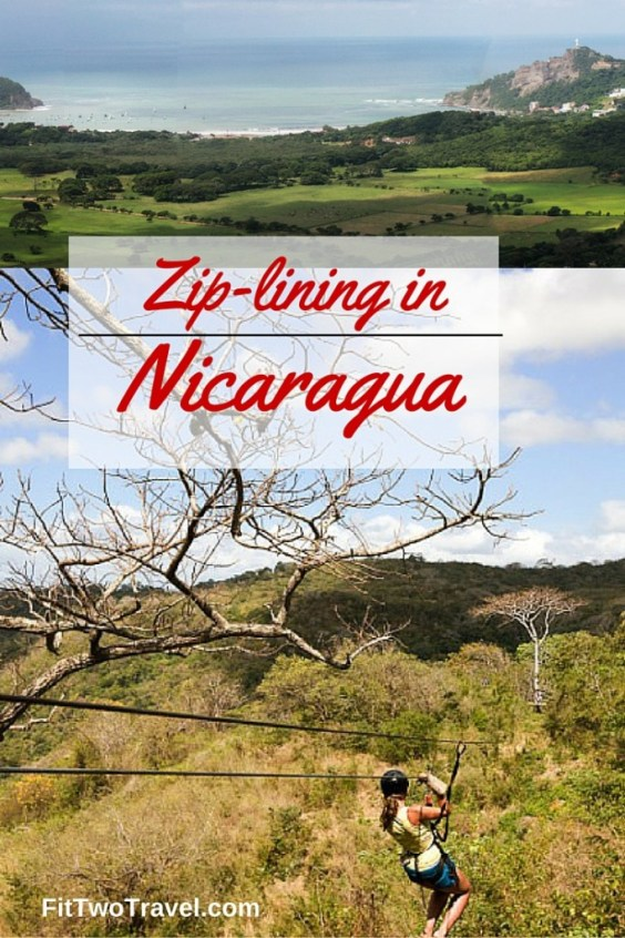 Zipline tour in San Juan Del Sur, Nicaragua. 16 cables over 2.5 kilometers makes for an adventurous day overlooking the bay. Definitely a must-do in Nicaragua
