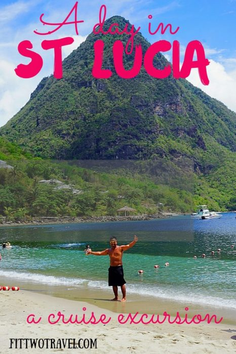 st lucia spencer ambrose tours cruise excursion fittwotravel.com
