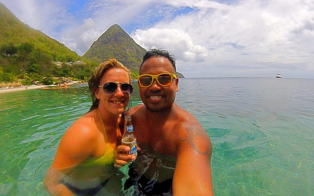 Cruising Around St Lucia: Spencer Ambrose Tours