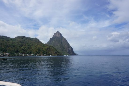 Spencer Ambrose tours ST Lucia Cruise Piton Mountains fittwotravel.com