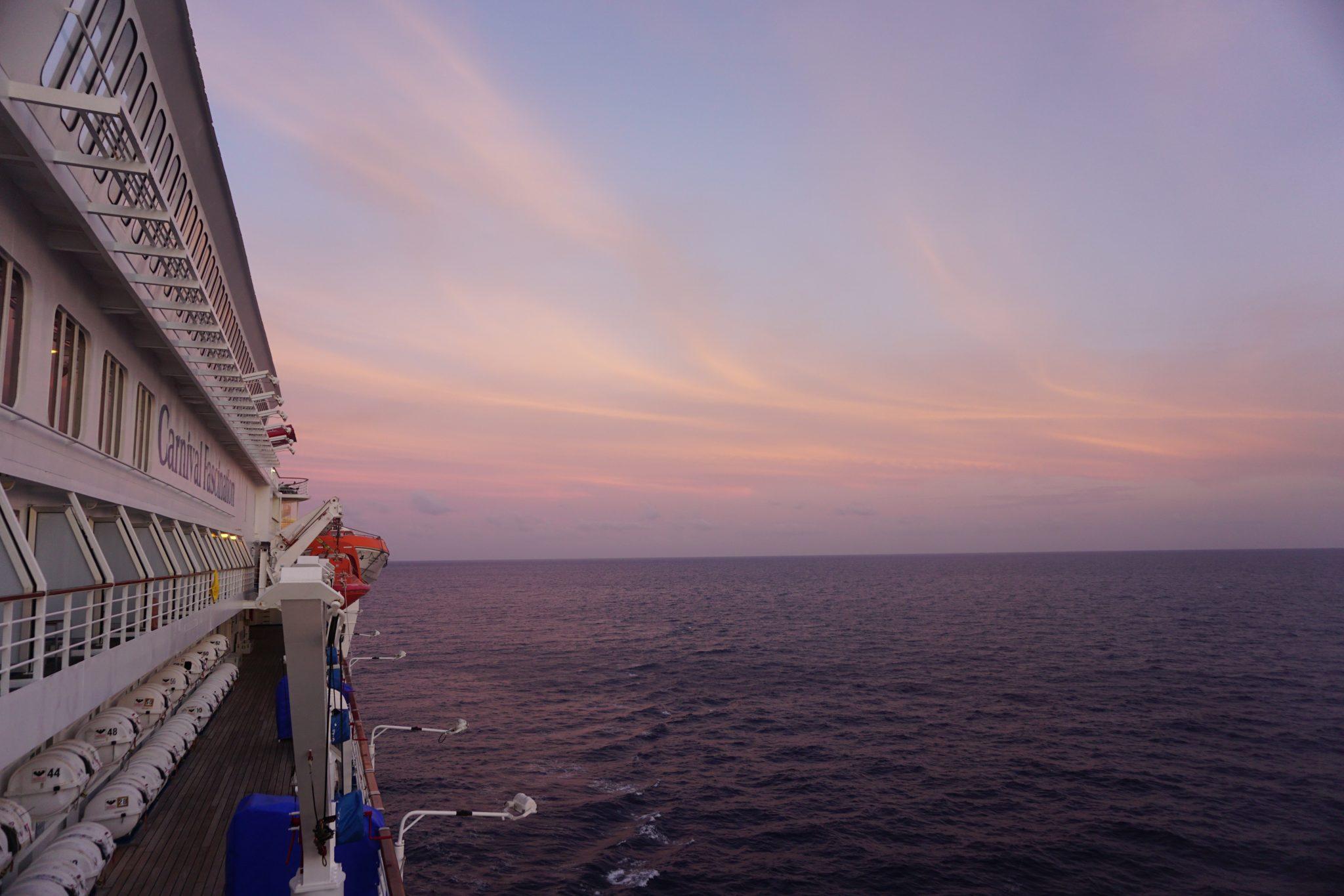 cruise sunset fittwotravel.com
