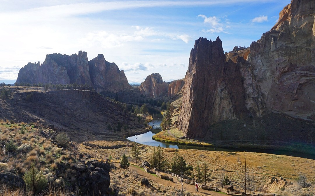 Is The View From Smith Rock State Park Worth The Hike?