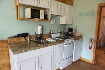 agate beach kitchen