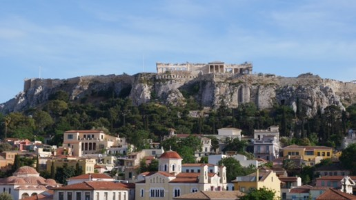 roof top bars athens acropolis fittwotravel