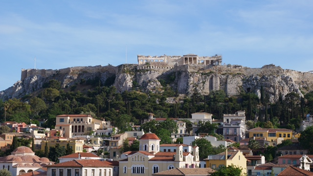 4 Roof Top Bars you Must Visit in Athens