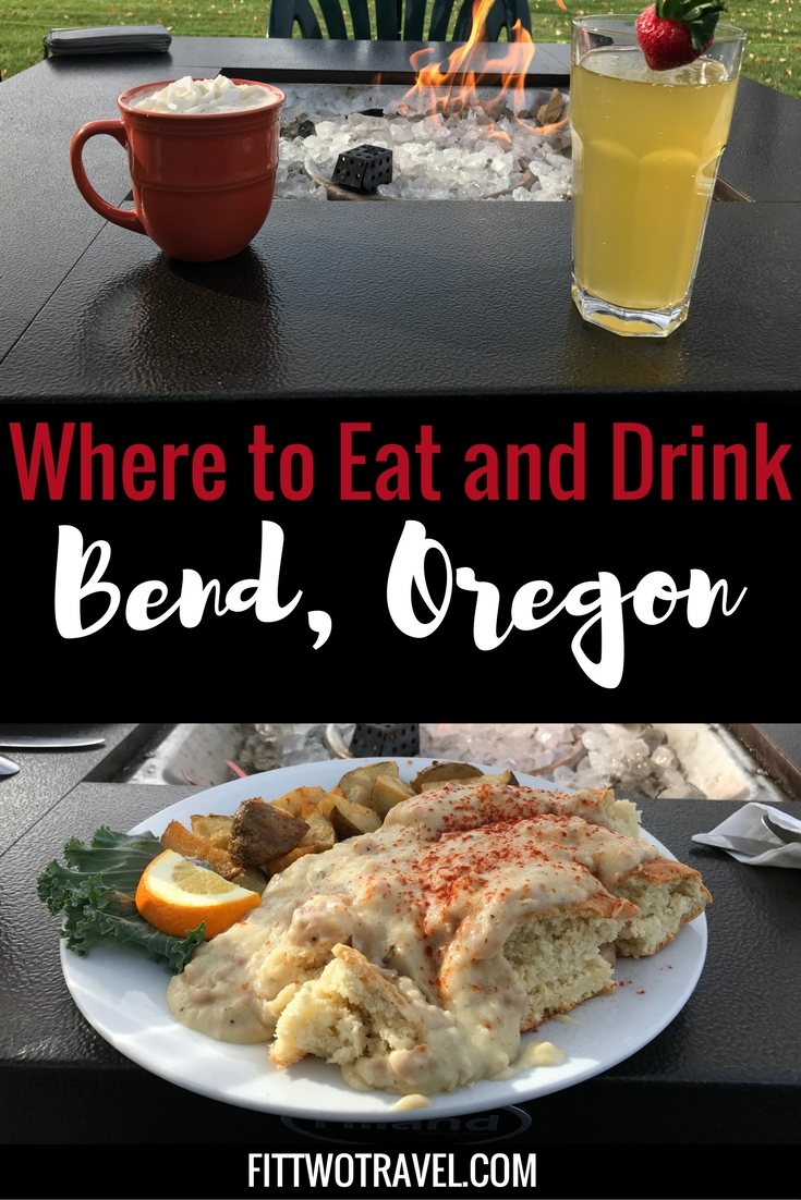 Bend, Oregon is Beer town USA! Theres an abundance of breweries and restaurants to choose from. Things to do and where to eat in Bend, Oregon Fittwotravel.com