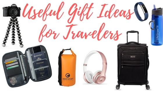 Useful Gift Ideas Every Traveler Needs