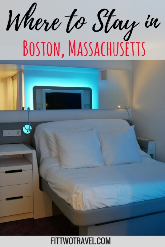Where to stay in Boston, MA | Yotel Boston Hotel Review | Hotels in Boston | Affordable Hotels | Seaport District Hotel Fittwotravel.com